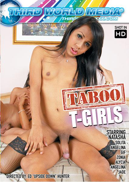 Taboo T-Girls Box Cover