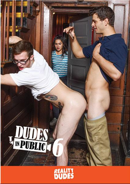 Dudes In Public 6 Box Cover