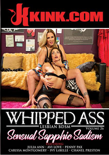 Whipped Ass Volume 26 - Sensual Sapphic Sadism Box Cover
