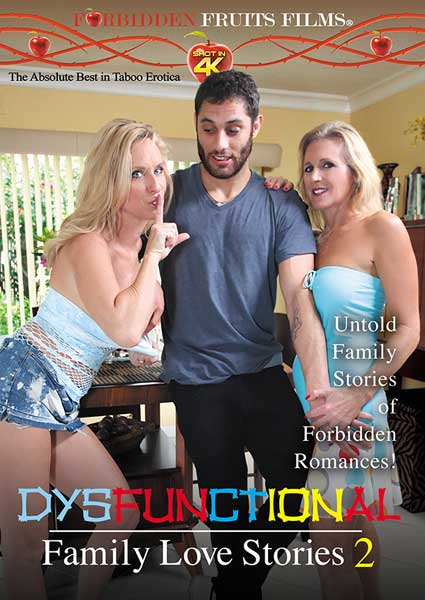 Dysfunctional Family Love Stories 2 Box Cover