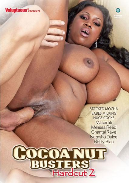 Cocoa Nut Busters Hardcut 2 Box Cover