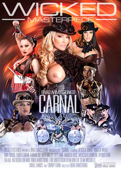 Carnal Box Cover - Login to see Back