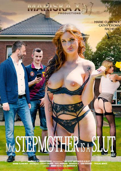 My Stepmother Is A Slut Box Cover