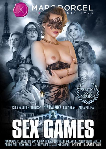 Sex Games (English) Box Cover