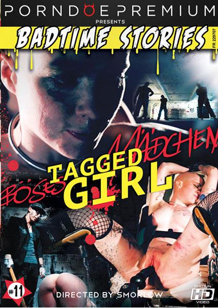 Tagged Girl - BadTime Stories #11 Box Cover