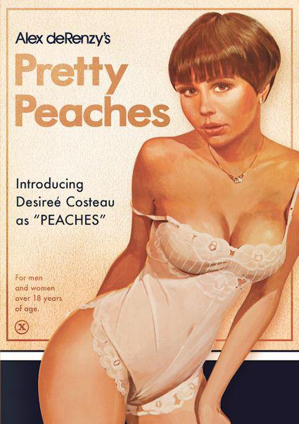 Pretty Peaches Box Cover
