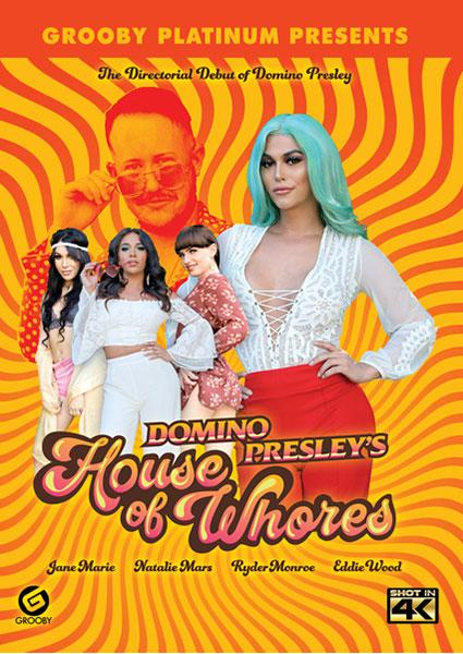Domino Presley's House Of Whores Box Cover