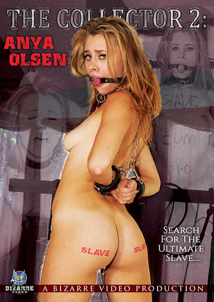 The Collector 2 - Anya Olsen Box Cover