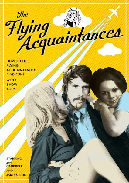 Flying Acquaintances Box Cover
