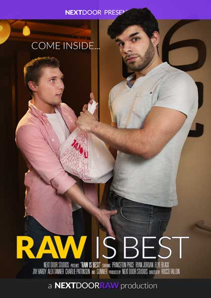 Raw Is Best Box Cover