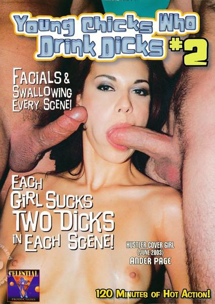 Young Chicks Who Drink Dicks #2 Box Cover