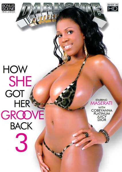 How She Got Her Groove Back 3 Box Cover
