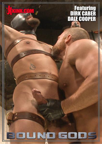 Bound Gods - Leather Daddy Fucks Some Manners into Deliquents Box Cover
