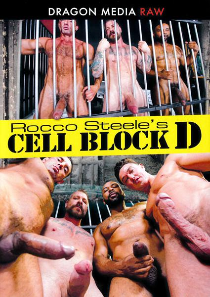 Rocco Steele's Cell Block D Box Cover