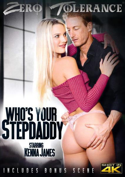 Who's Your Stepdaddy Box Cover