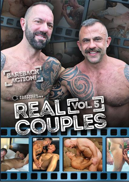 Real Couples 5 Box Cover - Login to see Back