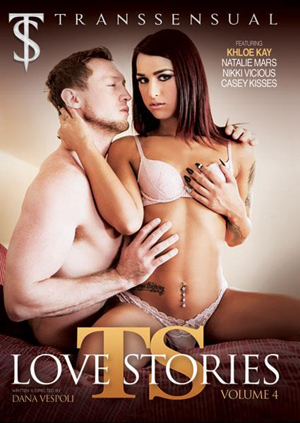 TS Love Stories 4 Box Cover