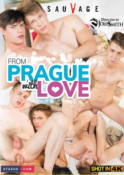 From Prague with Love Box Cover - Login to see Back