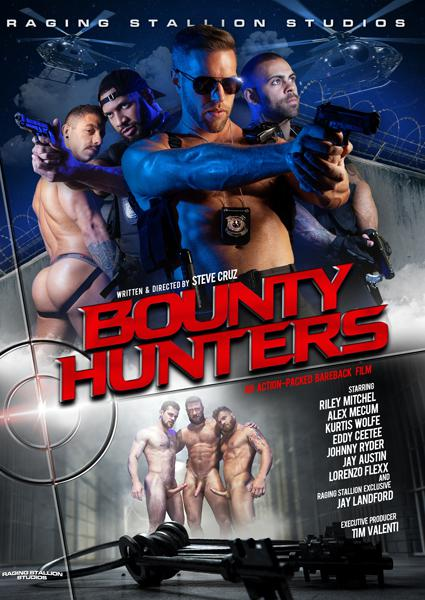 Bounty Hunters Box Cover - Login to see Back