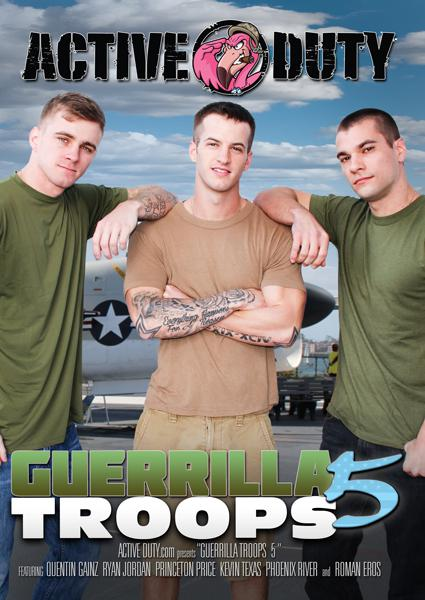 Guerilla Troops 5 Box Cover