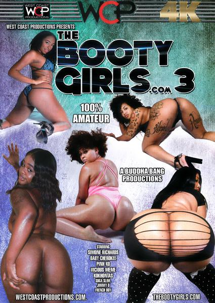 The Booty Girls 3 Box Cover
