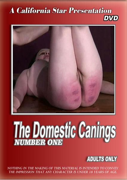 The Domestic Canings Number One Box Cover
