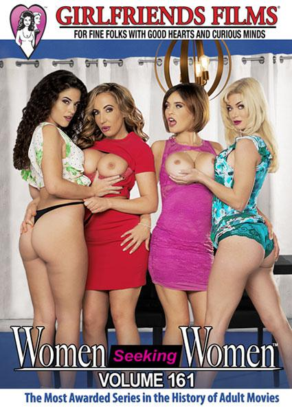 Women Seeking Women Volume 161 Box Cover