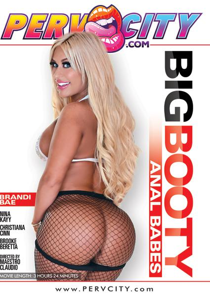 Big Booty Anal Babes Box Cover