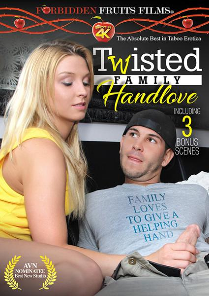 Twisted Family Handlove Box Cover