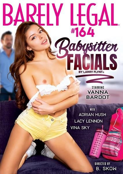 Barely Legal #164 - Babysitter Facials Box Cover
