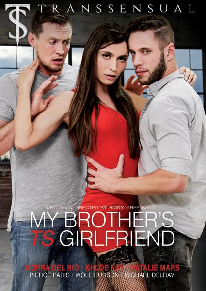 My Brother's TS Girlfriend Box Cover
