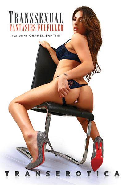 Transsexual Fantasies Fulfilled Box Cover