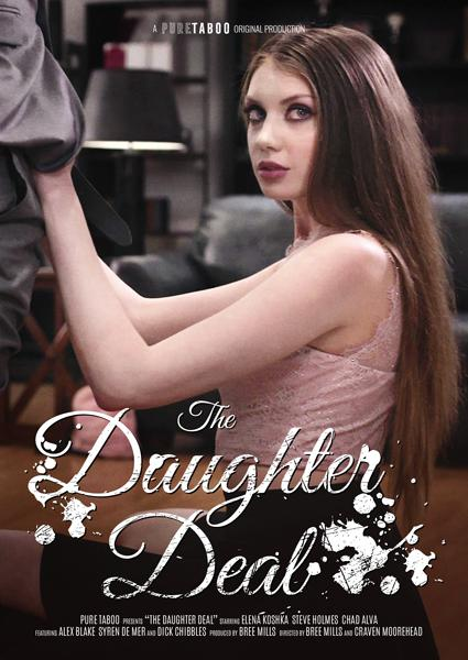 The Daughter Deal Box Cover
