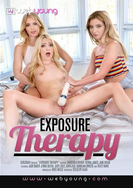 Exposure Therapy Box Cover