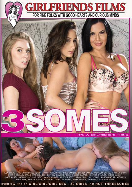 3Somes - It's A Girlfriend's Thing Box Cover