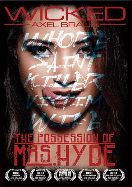 The Possession Of Mrs. Hyde Box Cover