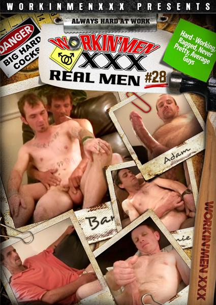 Real Men 28 Box Cover