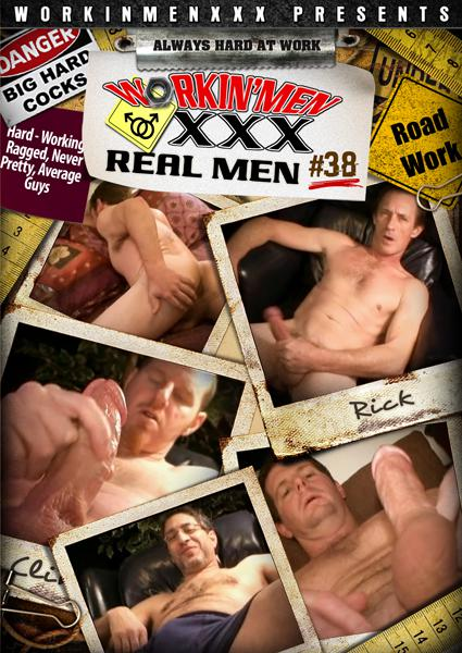 Real Men 38 Box Cover - Login to see Back