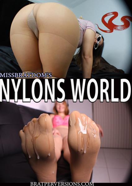 Nylons World Box Cover
