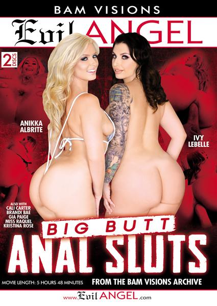 Big Butt Anal Sluts Box Cover