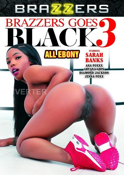 Brazzers Goes Black 3 Box Cover