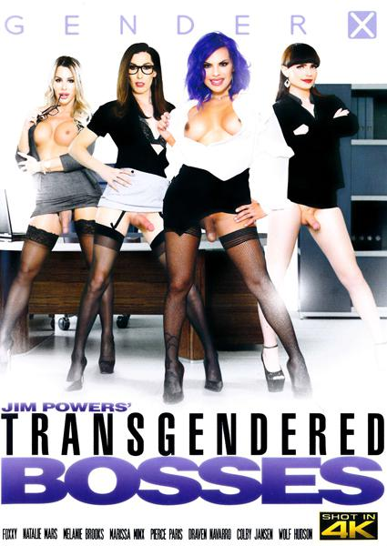 Transgendered Bosses Box Cover