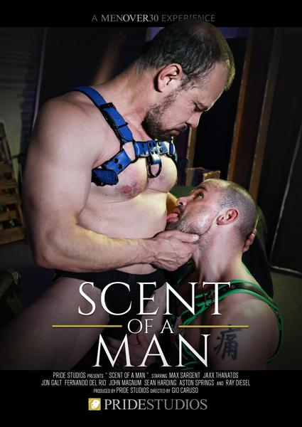 A Scent of a Man Box Cover