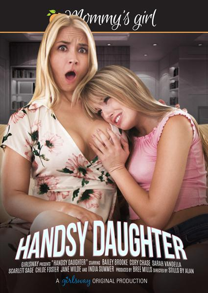 Handsy Daughter Box Cover