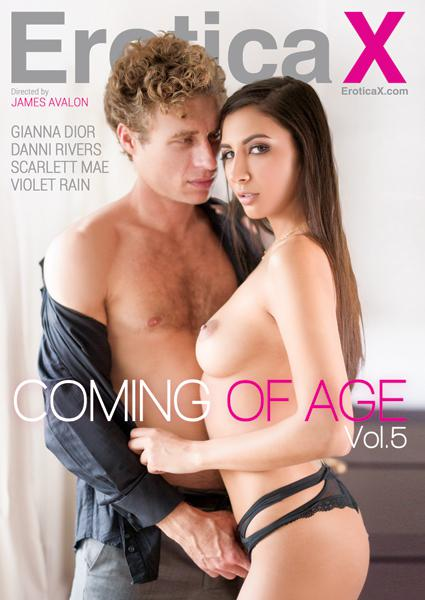 Coming Of Age 5 Box Cover
