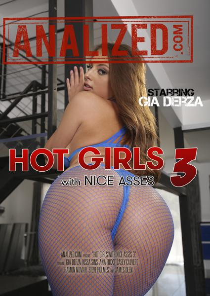 Hot Girls With Nice Asses 3 Box Cover