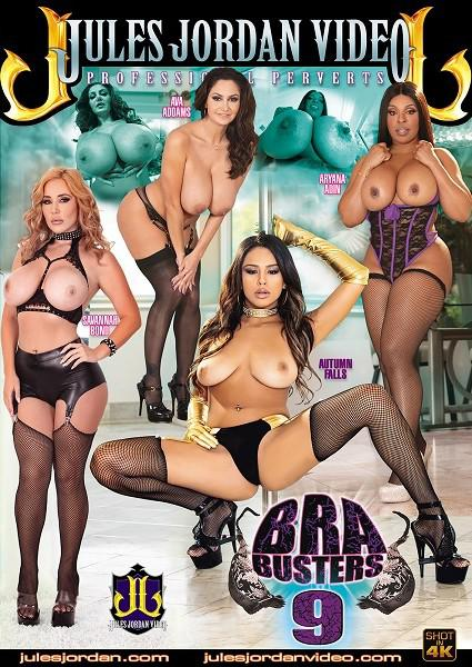 Bra Busters 9 Box Cover