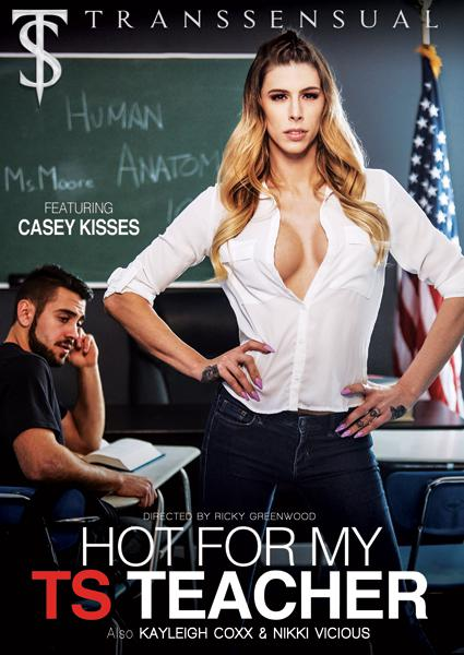 Hot For My TS Teacher Box Cover