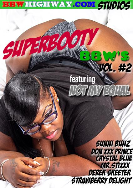 Super Booty BBW's Vol. #2 Box Cover