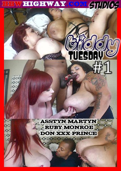 Tiddy Tuesday #1 Box Cover